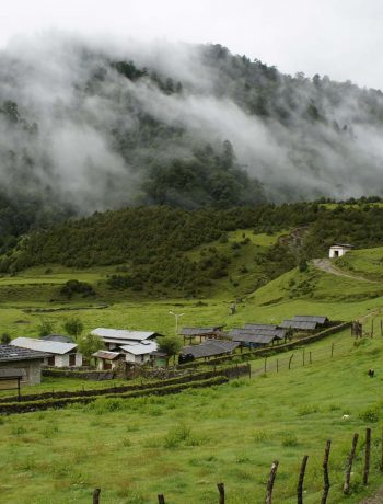 Gangtey – Gogona (Phobjikha valley) Trek
