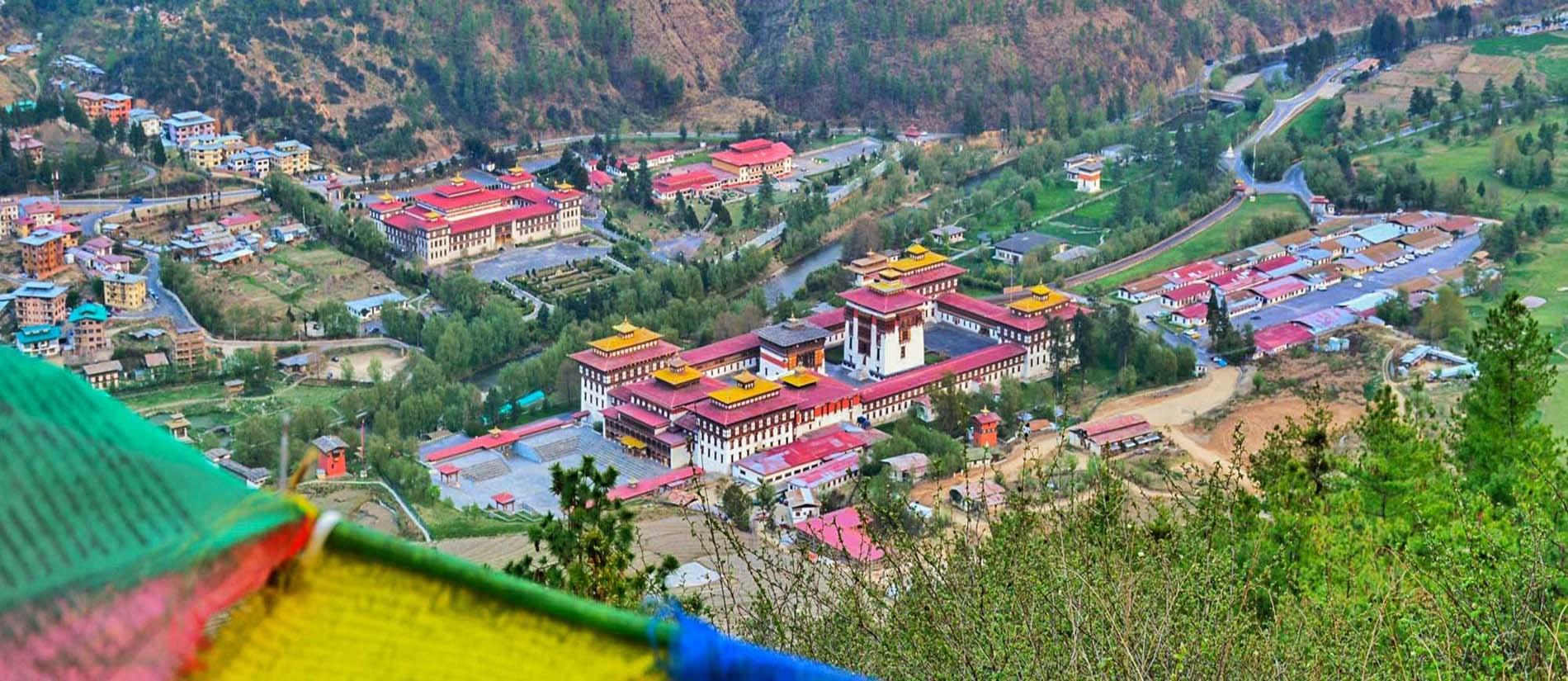 Thimphu Festival Tour